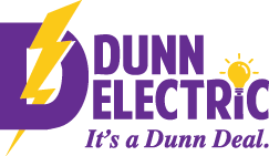 Dunn Electric Logo