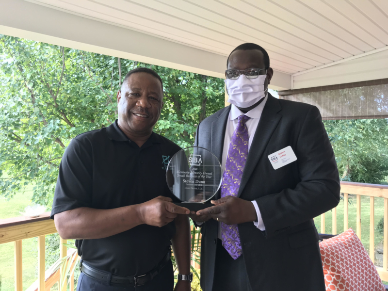 Dunn Electric Named SBA 2020 Kentucky Minority Owned Small Business of the Year